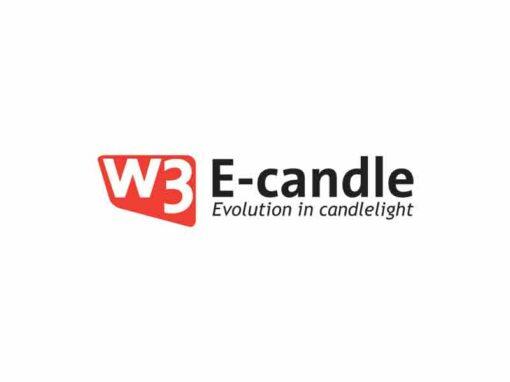 W3 E-candle